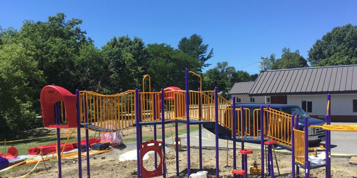Fruit Street School — Playground Update